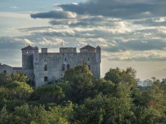 Le Château des Roure à Labastide de Virac