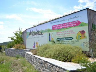 Le site de Melvita